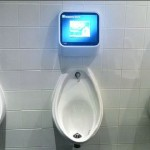 Toilet gaming tech start-up enjoys global coverage